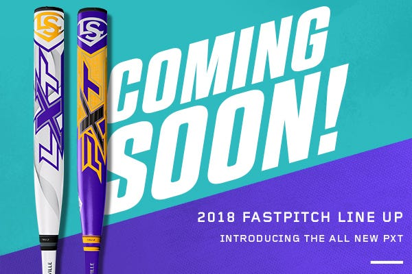 Select a Fastpitch Bat - LXT and PXT Models Available